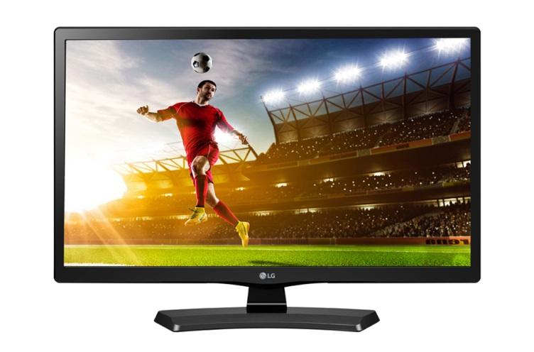 Monitor s TV tunerem