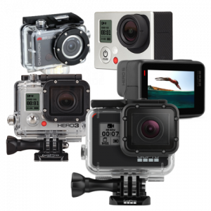 Outdoorové kamery bez pozadí
