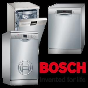 Myčky Bosch bez pozadí