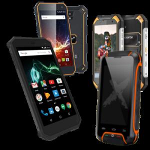 Odolné telefony bez pozadí