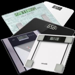 Osobní váhy bez pozadí