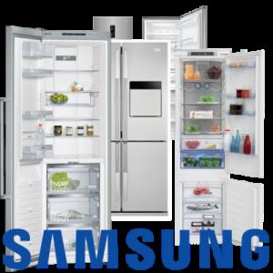 Lednice Samsung bez pozadí