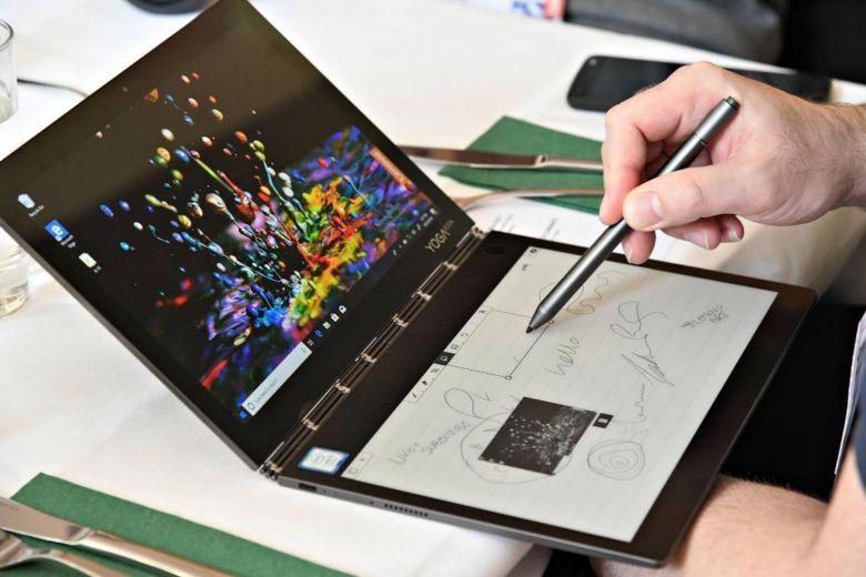 Lenovo tablet do finále