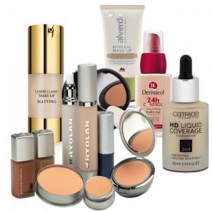 Makeupy bez pozadí