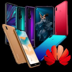 Mobily Huawei bez pozadí